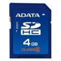 Карты памятиA-data 4 GB SDHC Class 6