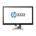 HP EliteDisplay E222