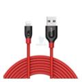 Аксессуары для планшетовAnker PowerLine+ Lightning Red 3m (A8123091)