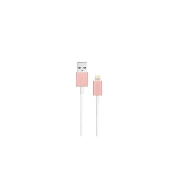 Moshi Lightning to USB Cable Golden Rose 1 m (99MO023251)