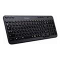 Клавиатуры, мыши, комплектыLogitech Wireless Keyboard K360 Black USB