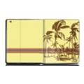 Чехлы и защитные пленки для планшетовHQ-Tech Чехол для iPad 3/iPad 2 песчаная тема (15836)