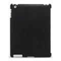 Чехлы и защитные пленки для планшетовMelkco Leather Snap Cover iPad 2 Black (APIPA2LOLT1BKLC)
