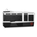Клавиатуры, мыши, комплекты Mad Catz S.T.R.I.K.E. 3 Gaming Keyboard White USB