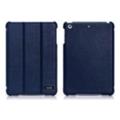 Чехлы и защитные пленки для планшетовi-Carer Чехол для iPad mini Blue RID794blue