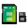 Карты памятиGoodRAM 32 GB microSDHC UHS-I U3 + SD Adapter M3AA-0320R11-DD