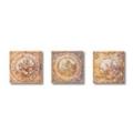 Керамическая плиткаEmil Ceramica Senatus (11.5Х11.5) I27D14H Affresco Pompeiano Singoli (1 Шт. Из Набора 3 Штуки)