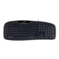 Клавиатуры, мыши, комплектыGenius KB-M205 Black USB