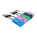 USB-хабы и концентраторыDeTech DE-V12