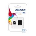 Карты памятиA-data 32 GB microSDHC class 4 + Micro Reader AUSDH32GCL4-RM3BKBL