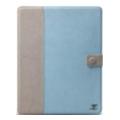 Чехлы и защитные пленки для планшетовZenus Masstige E-note Diary для iPad Air Blue