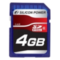 Карты памяти Silicon Power 4 GB SDHC Class 6