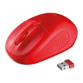 Клавиатуры, мыши, комплекты Trust Primo Wireless Mouse Red USB