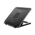 Подставки, столики для ноутбуковZalman ZM-NS1000F Black