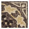 Керамическая плиткаVives CANT LAERTES-PR TABACO декор