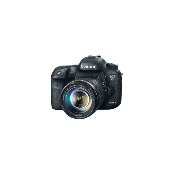 Canon EOS 7D mark II 18-135 IS STM Kit