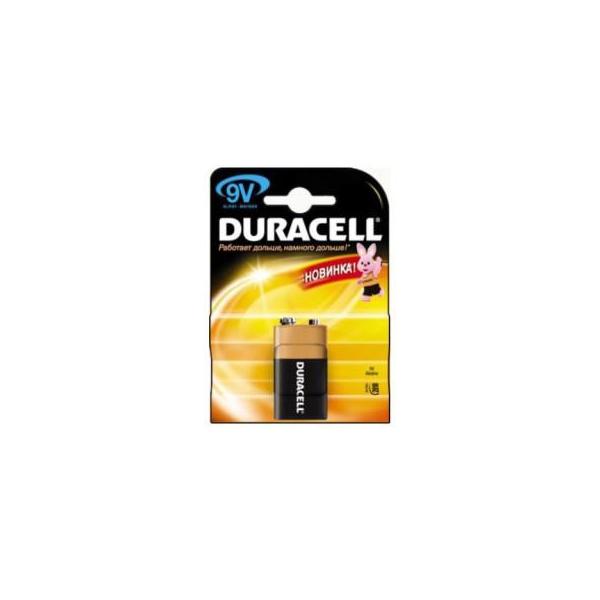 Duracell Krona bat Alkaline 1шт