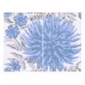 Интеркерама Madea голубой 460x350