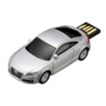 USB flash-накопителиAutodrive 4 GB Audi TT Silver