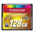Карты памяти Transcend 128 GB 1000X CompactFlash Card TS128GCF1000