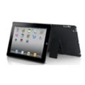 Dexim Carbon Case with Stand для iPad 2 черный матовый (DLA196-M)