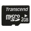 Карты памяти Transcend 2 GB microSD without adapter TS2GUSDC