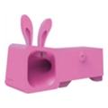 Аксессуары для планшетовOzaki Подставка O!music Zoo Rabbit Pink for iPhone 5 (OM936RB)