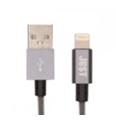 Аксессуары для планшетовJust Data Cable Micro Lighting (LGTNG-SLCN-GR)