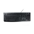 Клавиатуры, мыши, комплекты Logitech Keyboard K120 Black USB