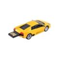 USB flash-накопителиAutodrive 4 GB Lamborghini Murcielago Yellow