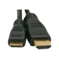 Кабели HDMI, DVI, VGA ExtraDigital mini HDMI to HDMI 0,5m v1.3 (KD00AS1520)