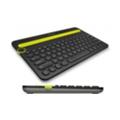 Клавиатуры, мыши, комплектыLogitech Multi-Device Keyboard K480 Black Bluetooth
