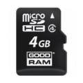 GoodRAM 4 GB microSDHC class 4 M400-0040R11