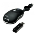Клавиатуры, мыши, комплекты Manhattan Wireless Mobile Mini Mouse MMX 176811 Black-Silver USB