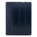 Чехлы и защитные пленки для планшетовMelkco Slimme Cover для iPad 2/3 Vintage Blue (APNIPALCSC1BEIT)