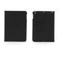 Чехлы и защитные пленки для планшетовGriffin Slim Folio for iPad Air Black (GB37463)