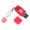 USB flash-накопители GoodRAM 16 GB Fresh Strawberry PPD16GH2GRFSR9