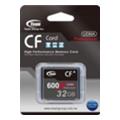 Карты памятиTEAM 32 GB CF 600x TCF32G60001