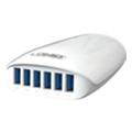Зарядные устройства для мобильных телефонов и планшетовLDNIO Charger A6573 6USB 5,4A White