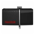 USB flash-накопителиSanDisk 64 GB USB 3.0 Ultra Dual Drive OTG Black (SDDD2-064G-GAM46)