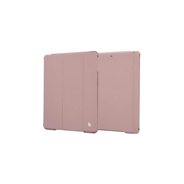 Jisoncase Smart Cover for iPad Air Pink JS-ID5-01H35