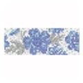 Интеркерама Madea голубой 82x230