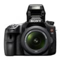 Цифровые фотоаппаратыSony Alpha SLT-A65VK 18-55 Kit