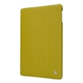 Чехлы и защитные пленки для планшетовJisoncase Ultra-Thin Smart Case for iPad Air Olive JS-ID5-09T73