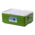 АвтохолодильникиColeman 24 Can Party Stacker Green (76501375169)