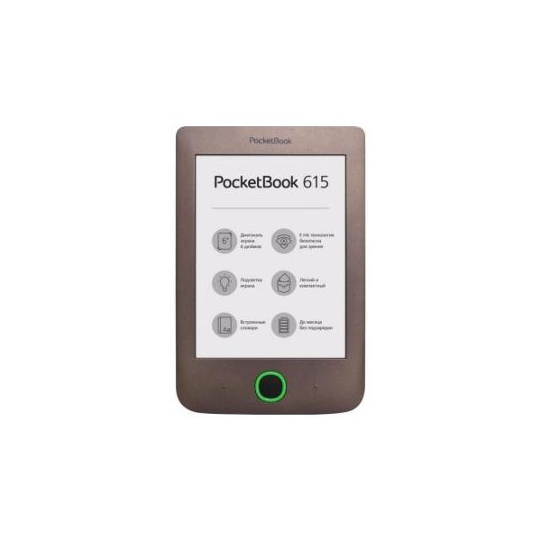 PocketBook 615 Dark Brown (PB615-X-CIS)