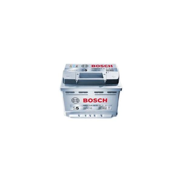 Bosch 6CT-52 S5 Silver Plus (S50 010)