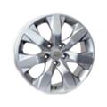 WSP Italy HONDA HAMADA ACCORD W2407 (hyper silver) (R17 W7.5 PCD5x114.3 ET45 DIA64.1)