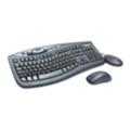 Клавиатуры, мыши, комплектыMicrosoft Wireless Optical Desktop 2000 Black USB
