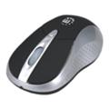 Клавиатуры, мыши, комплектыManhattan Viva Wireless Mouse Black-Silver Bluetooth